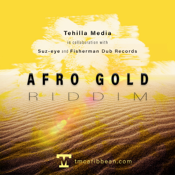 AFRO GOLD RIDDIM cover